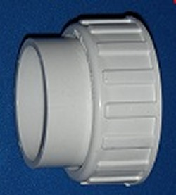 0120103020 Replacement Union Ends for 0853-20CNS & 0823-20C  - PVC-