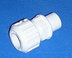 "935-07 3/4"" copper pipe to PVC COO:USA - PVC-Copper-Pipe-Adapters"