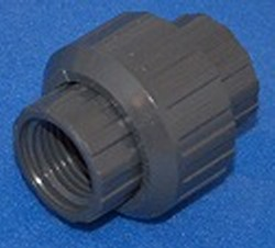 "ON SALE: 0BLM005GTT BLM 1/2"" FPT x FPT - PVC-Fittings-Unions-Unrated"