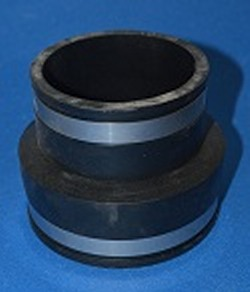 1056-43G 3x4 Generic Reducer-Transition Rubber Couple (see details) - Fernco-Rubber-Couples