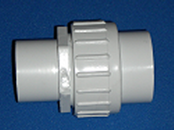 1.5 SLIP by 1.5 SPIGOT union - PVC-Fittings-Unions-Unrated