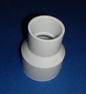 429-250-L 2 x 1-1/4 reducing couple COO: CHINA - PVC-Fittings-Couples-Reducing