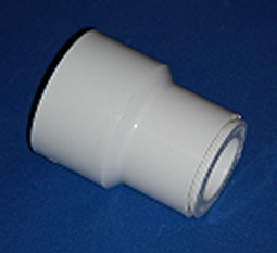 429-249 2 x 1 reducing couple - PVC-Fittings-Couples-Reducing
