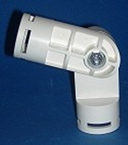 "417-010ANY 1"" elbow variable angle, adjustable fitting COO;TWN -"