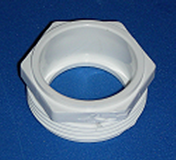 417-4020 1.5 buttress x 1.5 SHORT - PVC-Fittings-Unions-Parts