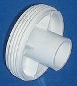 "417-5180 2"" buttress by 3/4"" slip socket COO: USA - PVC-Fittings-Unions-Heater"