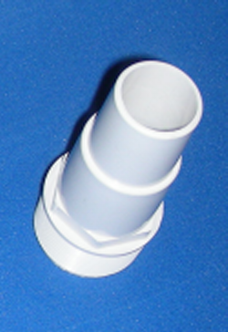 417-6060 1.5 MPT Pool Hose Adapter WH - PVC-Swimming-Pool-Adapter