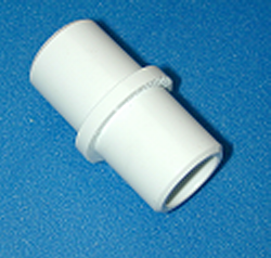 419-4100 1 inch inside pipe couple - PVC-Fittings-Couples