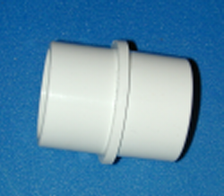 419-4120 2 inch inside pipe couple - PVC-Fittings-Couples-InsidePipe