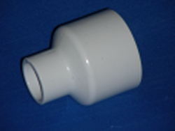 429-210 1.5 x 3/4 reducing bell COO:USA - PVC-Fittings-Couples