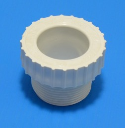 436-168-2 1.25MPT x 1 slip socket COO: USA - PVC-Fittings-MaleAdapters