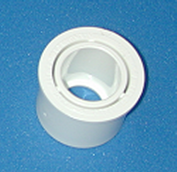 437-167 1.25 by .75 reducer bushing COO: USA - PVC-Fittings-Reducer-Bushings-Slip-Spg
