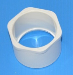 437-212 1.5 by 1.25 reducer bushing (Spears) COO: USA - PVC-Fittings-Reducer-Bushings-Slip-Spg