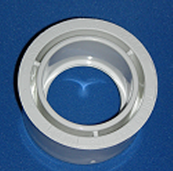 437-338-L 3 inch x 2 inch reducer bushing COO: China - PVC-Fittings-Reducer-Bushings-Slip-Spg