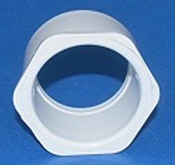 437-339-L 3 inch x 2.5inch reducer bushing COO:CHINA - PVC-Fittings-Reducer-Bushings-Slip-Spg