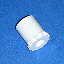 438-071 1/2 Spigot x 1/8 FPT COO: USA - PVC-Fittings-Reducer-Bushings