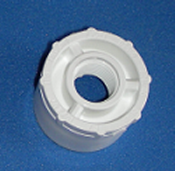 438-335 3in Spigot x 1 inch FPT COO:USA - PVC-Fittings-Reducer-Bushings-FPT