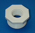 "439-247 2"" MPT x 1/2"" FPT COO:USA - PVC-Fittings-Reducer-Bushings-MPT-FPT"