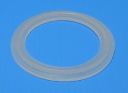 "711-4030 2"" Washer O-ring (may be clear, white or black) - PVC-"