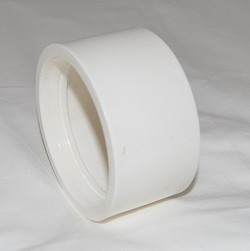 81206 2-1/2 inch loc-line To 3 Inch PVC - Loc-Line-025-2-1/2inch