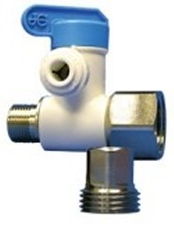 ASVPP5LF Angle Stop Valve - JG-Fittings