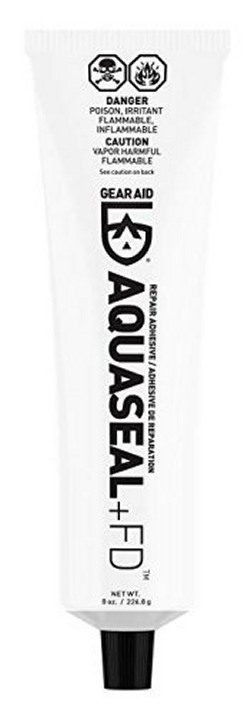 Aquaseal 8 oz Flexible Repair Adhesive for PVC Vinyl EPDM Neoprene.. - PVC-