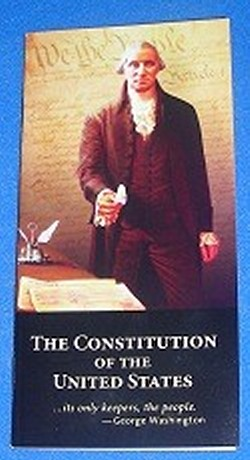 United States Pocket Constitution & Declaration of Independence - Buy Goodies