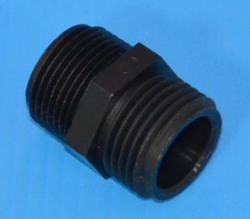 Poly Garden Hose 3/4 Male MPT to 3/4 Male  - GardenHose-Male