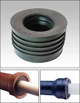 Fernco Fittings | Fernco Flexible Couplings, Caps, & More | FlexPVC®