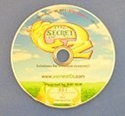 The Secret of Oz DVD - FREE with $250 or more orders. - Freebies 250