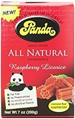 Panda Raspberry Candy Box (OUT OF STOCK) - Freebies 100