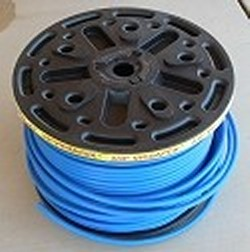 PEX 3/8 (ID) 1/2 (OD) Blue By The Foot - PEX-BuyTheFoot
