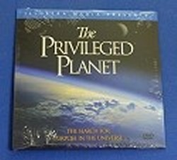 The Privileged Planet DVD FREE with a $250 purchase. - Freebies 250
