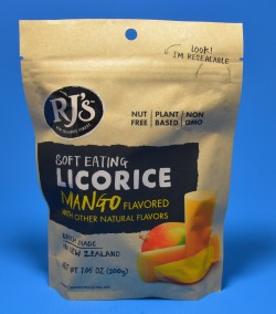 RJ Mango Licorice Free with orders over $100.00 - Freebies 100