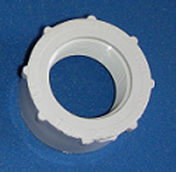 438-337-L 3 in Spigot x 1.5 inch FPT COO:CHINA - PVC-Fittings-Reducer-Bushings-FPT