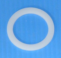 "SR-34-NY Flat Nylon Washer 1.06"" ID, 1.42"" OD, 0.063"" Thick - Gaskets-And-O-Rings"