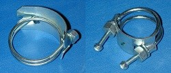 3000-060 Spiral Clamp for 6 inch hose - HoseClamps-Spiral
