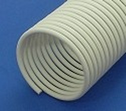 "Spring Sleeve for 1.5"" corrugated, sold by the inch - PVC-Spring-Sleeve"