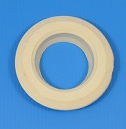 "U015 Uniseal WHITE 1.5"" Sch 40, Sch 80 etc. Hole Size 2.5 inches - Uniseals-Uni-Seals"