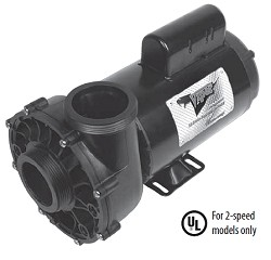 3722021-0T Viper 5Hp 220V 2 Speed Behemoth Pump - Pumps-Other