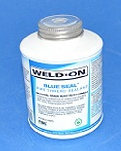 Weld-On 87690 1 pint NON-TOXIC thread sealant, NSF COO:USA - Pipe-Thread-Sealants