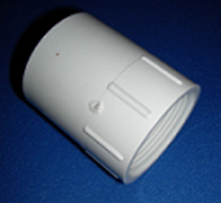 "435-003 3/8"" female adapter COO:USA - PVC-Fittings-FemaleAdapters"