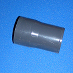 "8229-040,1.5"" x 40mm couple JIS COO:USA - PVC-Fittings-Metric-Adapters"