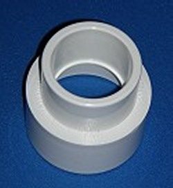 PVC Fittings Extenders, repairs broken pipes and fittings