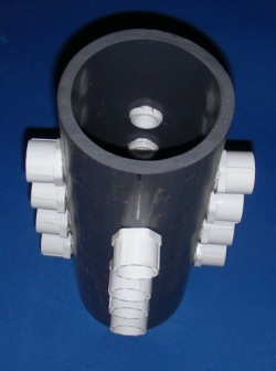 Sch 40 Fabbed Manifold