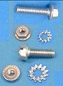Stainless Steel Nuts, Bolts & Washers