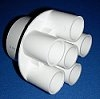PVC Distributor Fitting